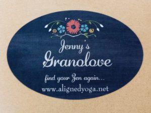 Jenny's Granolove